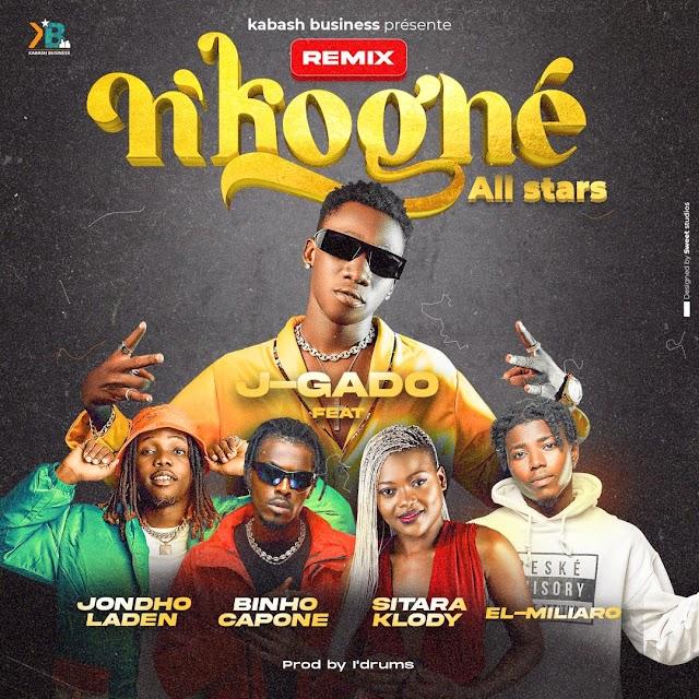 2ème remix du tube culte du moment ''N'kogné''