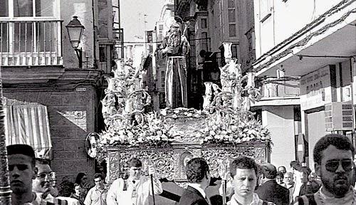 Suspensión de los cultos a Beato Diego Jose de Cadiz