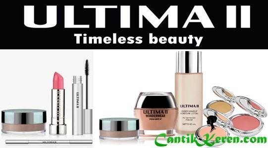 Katalog Produk Daftar Harga Kosmetik Ultima II Terbaru