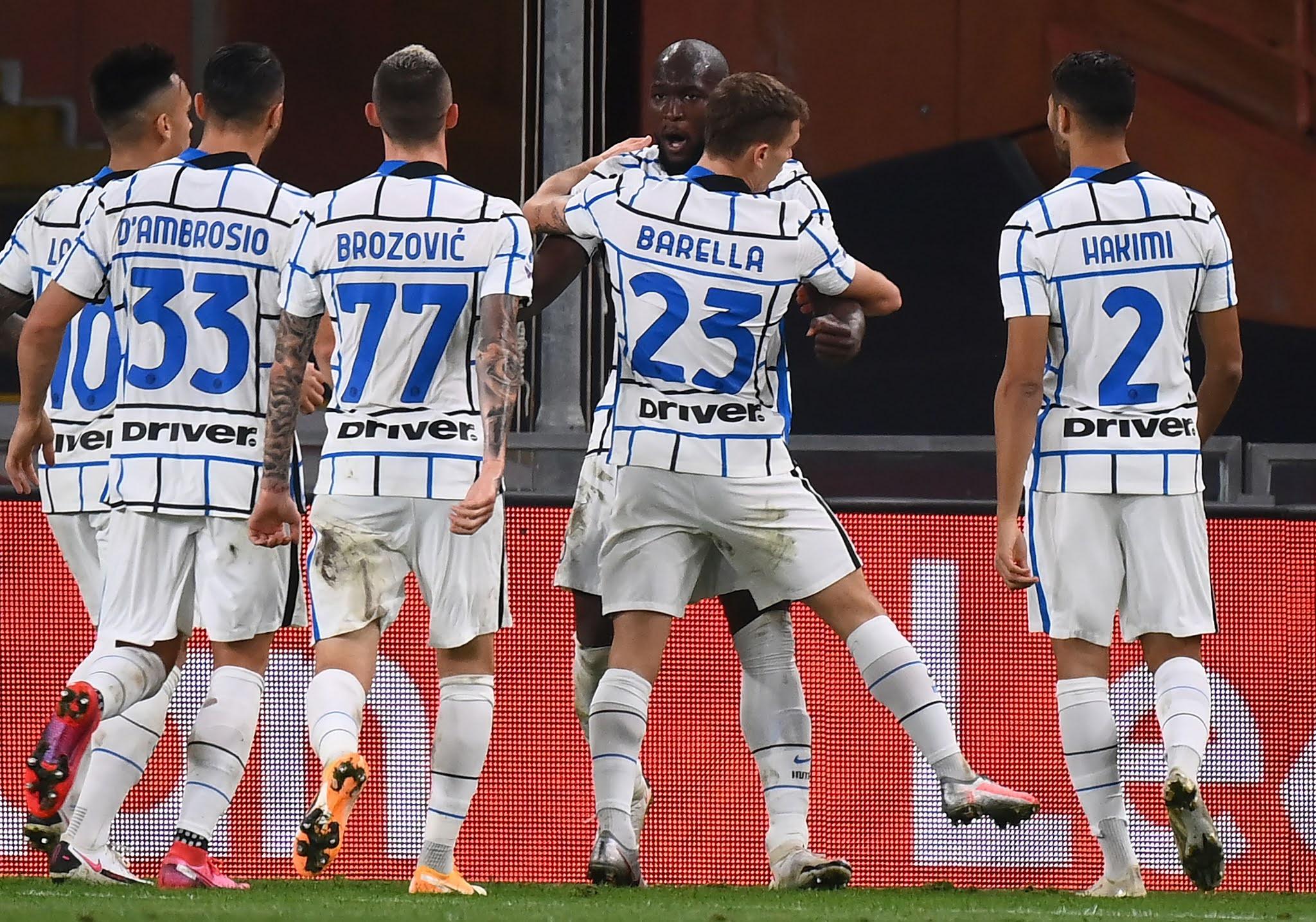 Genoa Inter Serie A
