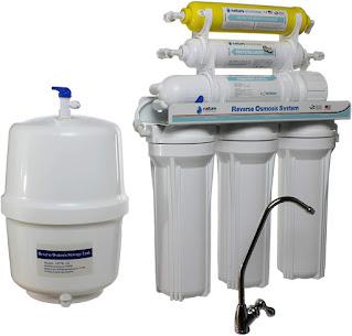 osmose inverse domestique à 5 étapes