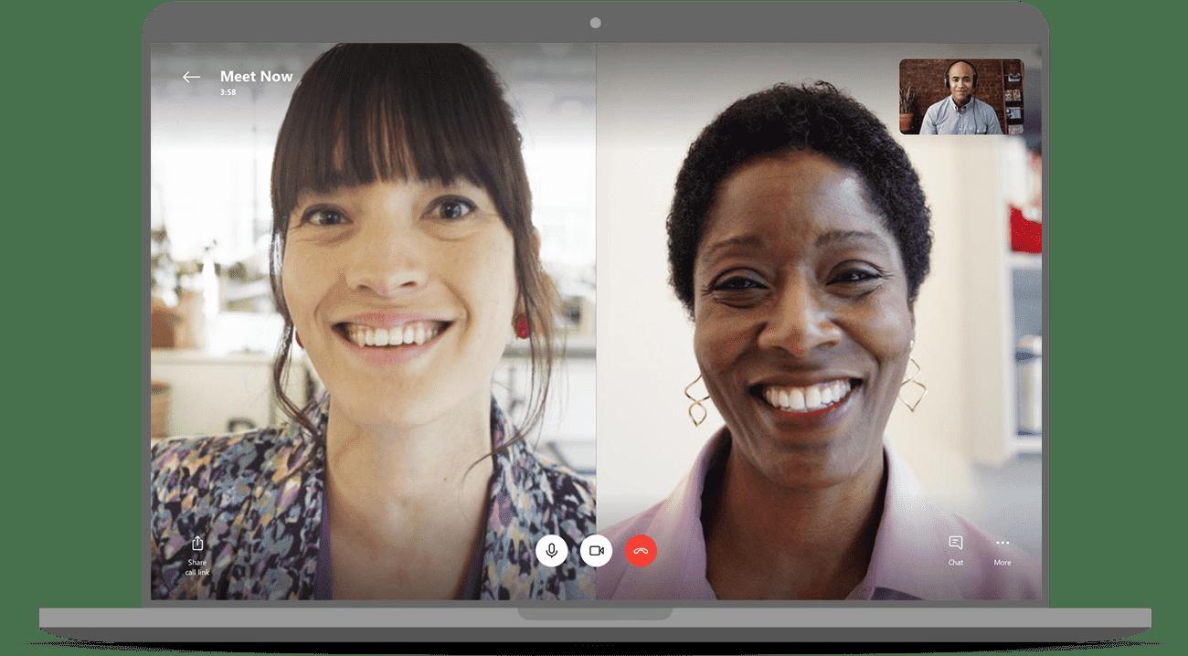 Miglioramenti alle videochiamate e altro disponibili per Skype