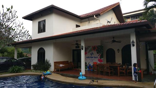 Taj Villa, Zooview, Ampang Banglo, Ampang Homestay