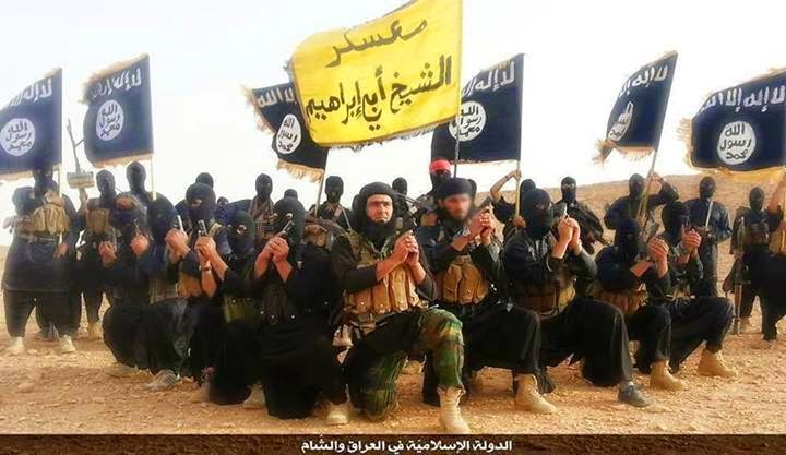 The Islamic State in Iraq and the Levant aka ISIS