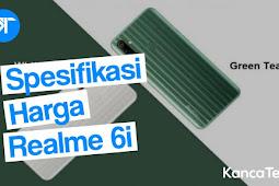 Realme 6i, Smartphone Pertama Dengan Chipset Helio G80