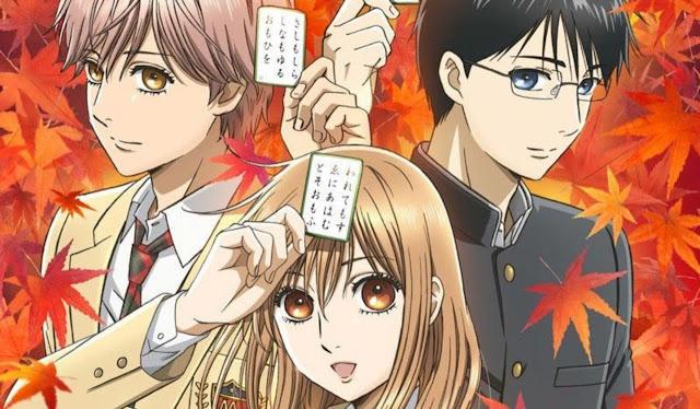 Lihat Video Teaser Terbaru untuk Anime 'Chihayafuru' Season Ketiga