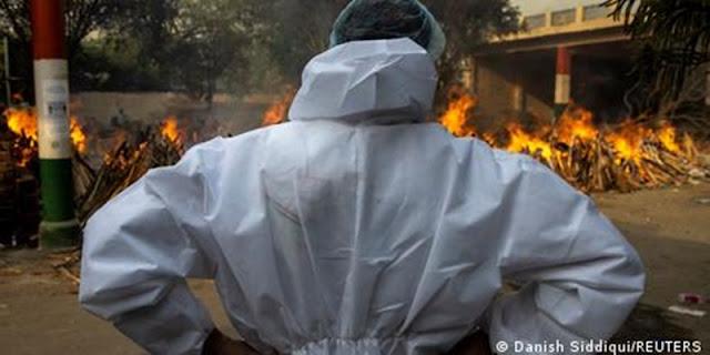 Peringatan Berbahaya: AS Desak Warganya Segera Angkat Kaki Dari India
