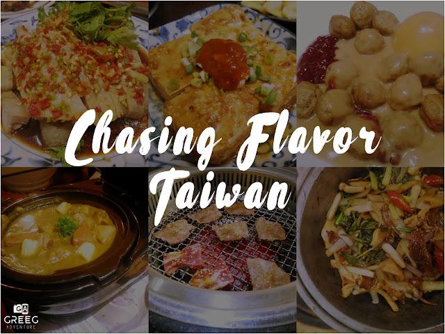Chasing Flavor, Taiwan