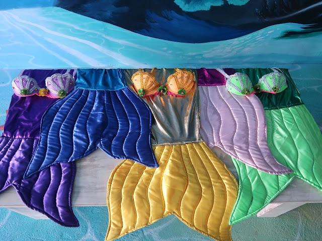 under the sea mermaid cafe philippines maginhawa