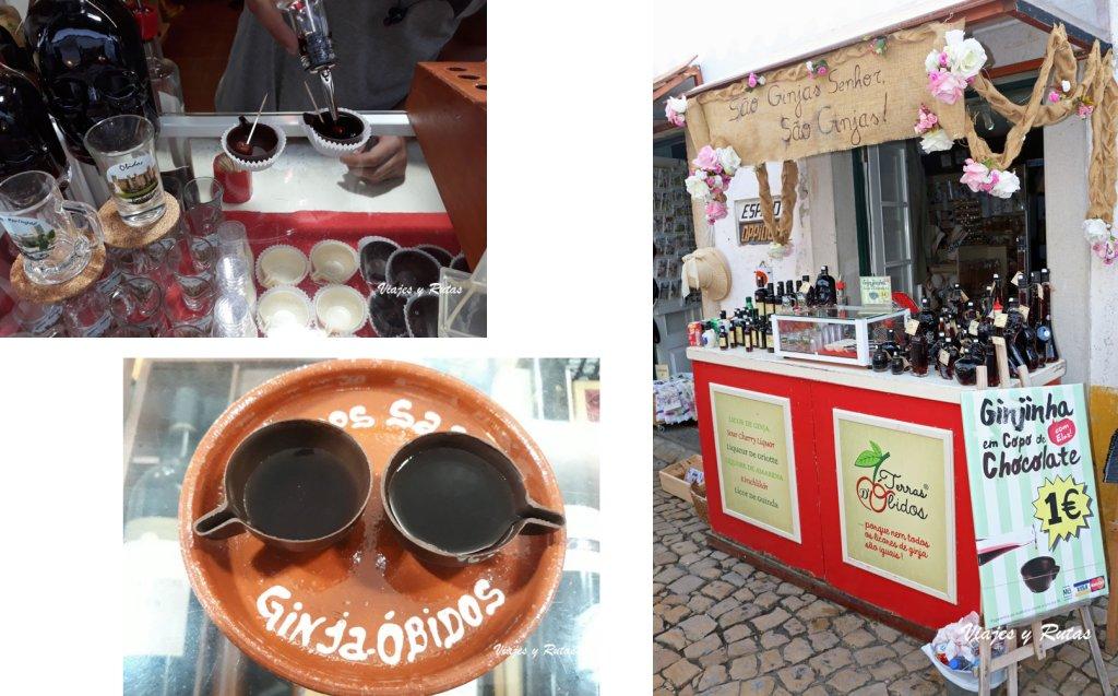 Ginjinha d'Obidos
