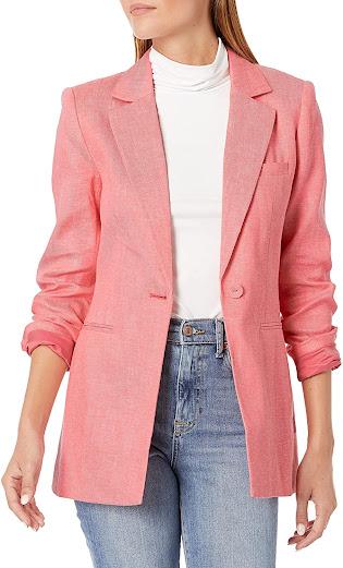 Best Linen Blazers For Women