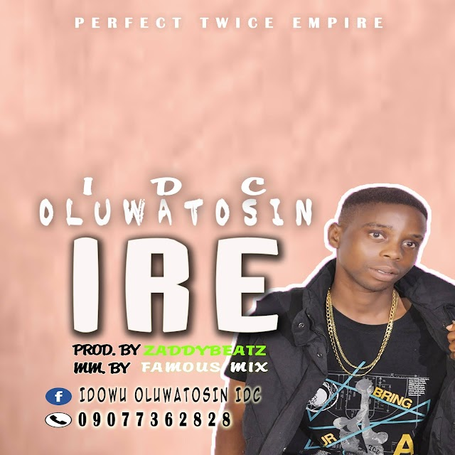 Oluwatosin IDC - IRE