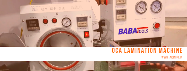 oca-glass-repairing-machine