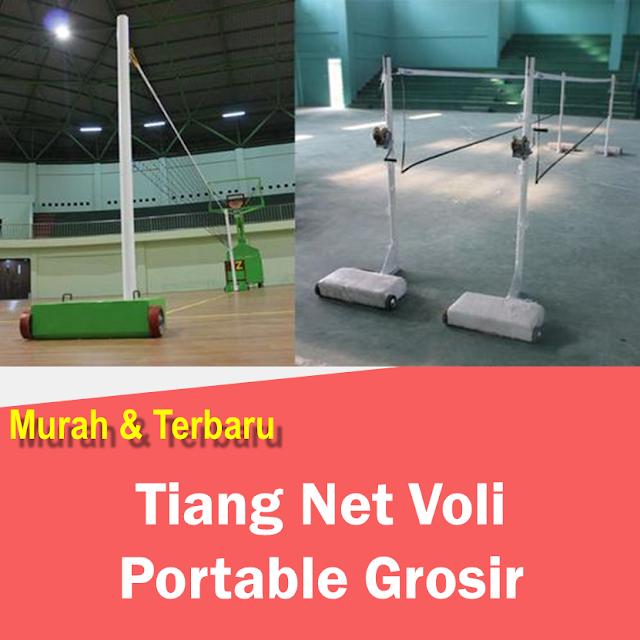 Tiang Net Voli