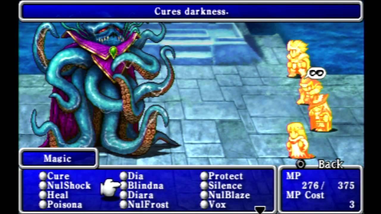 First Off We All Know How Old This Is However I Decided To Put Out Guide Again Due The Recent Release Of Final Fantasy Origins