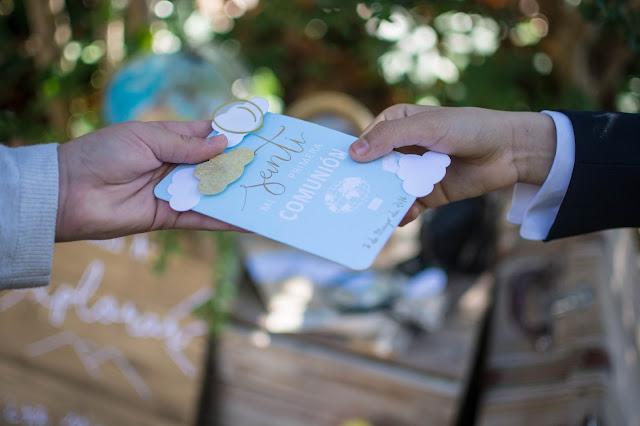 invitacion primera comunion - Blog La Comunion de Noa