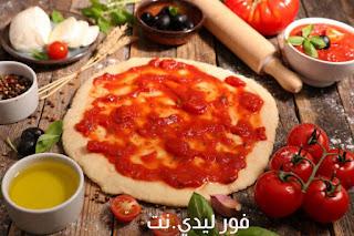 طريقة تحضير صلصه البيتزا الايطالية