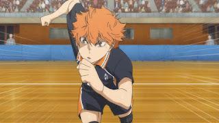 ハイキュー!! アニメ 3期2話 日向翔陽 | Karasuno vs Shiratorizawa | HAIKYU!! Season3