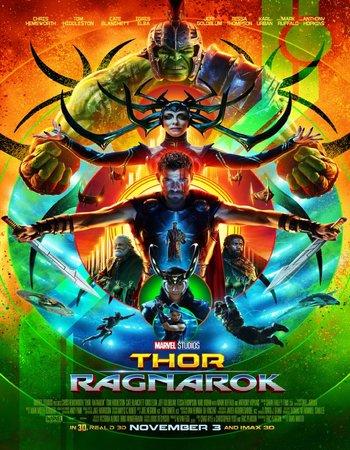 Thor Ragnarok (2017) Dual Audio 480p