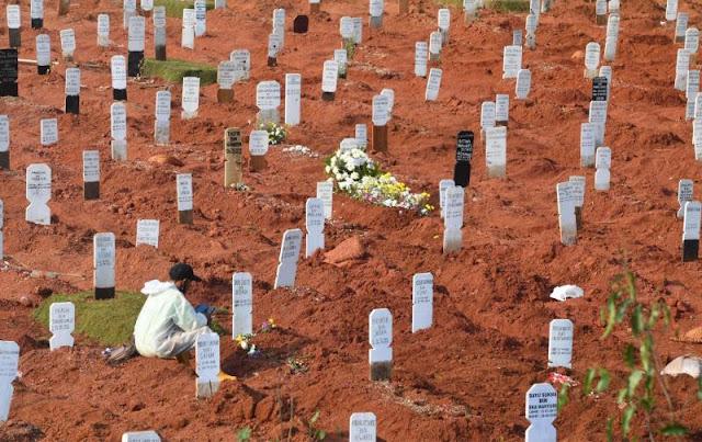 Jateng Tertinggi Kematian Covid di Indonesia, Geser Jatim & DKI