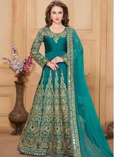Top 10 anarkali suit for differnt types of occation