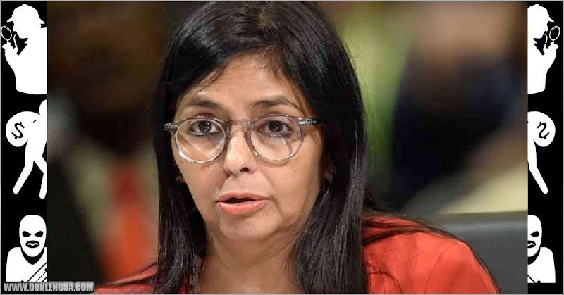 Delcy la Fea dice que otros países copiarán el modelo de salud de Venezuela ante el Covid
