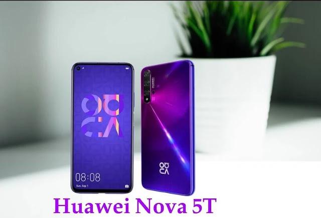سعر ومواصفات هاتف Huawei Nova 5T مميزات وعيوب هواوي نوفا 5T