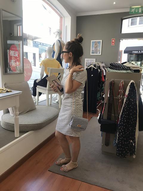 coleção de verão na Shanna Boutique