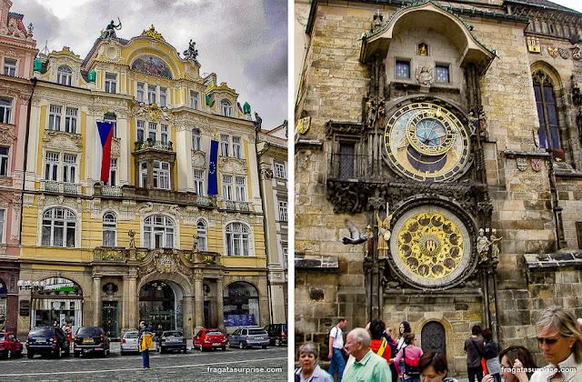 Relógio Astronômico de Praga, República Tcheca