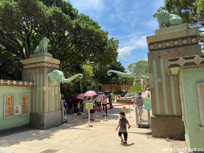 新竹東區-新竹動物園-市區的迷你動物園 親子生態之旅-Hsinchu Zoo