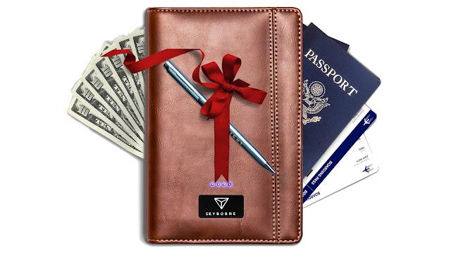 SKYBORNE iTravel Wallet
