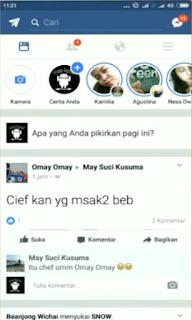 CARA MENYEMBUNYIKAN STATUS ONLINE FB DI ANDROID