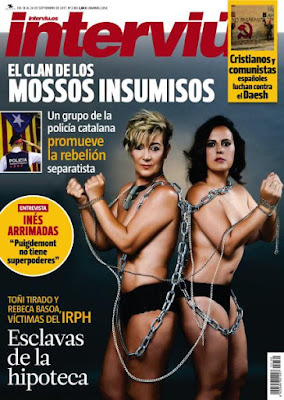 Revista Interviú España 18 Septiembre 2017