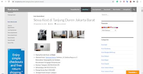 Mencari Kost Murah Di Jakarta Dengan Mudah