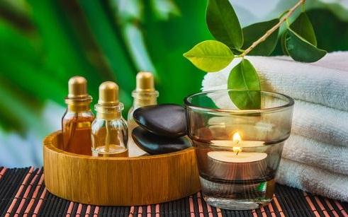 Cuidados del cabello con aceites naturales