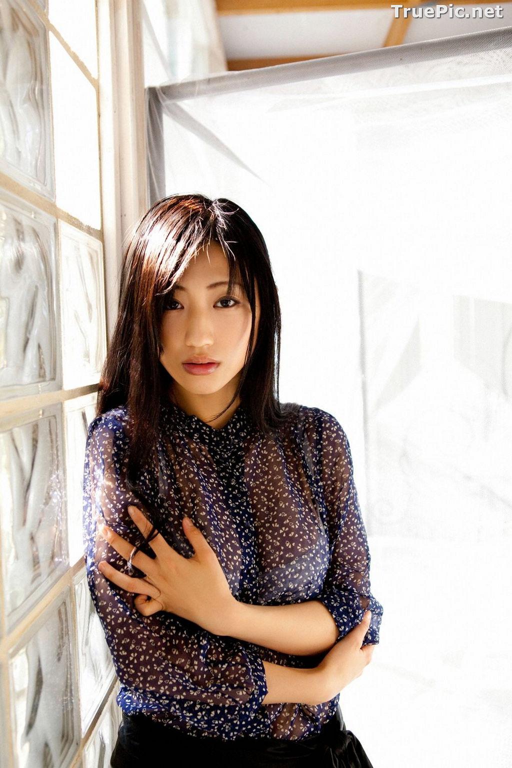 Image [YS Web] Vol.525 - Japanese Actress and Gravure Idol - Mitsu Dan - TruePic.net - Picture-1