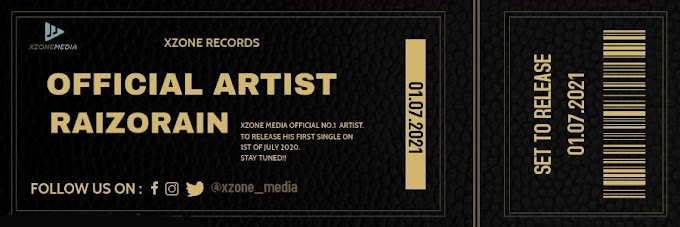 ENT NEWS : Xzone Record's  First Signed To Release His First Song On 1st July ( Who's the artist ??? )