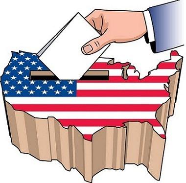 Resultado de imagem para as eleições americanas
