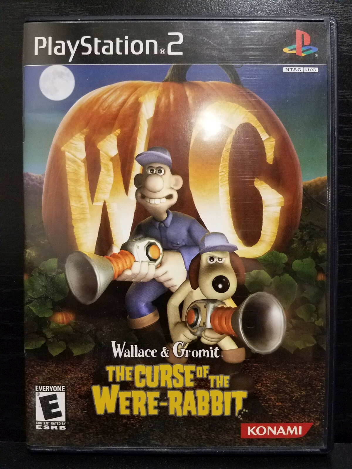 Gaming Backlog Quick Look Wallace Gromit The Curse Of The Were Rabbit 2005 Playstation 2 Hd