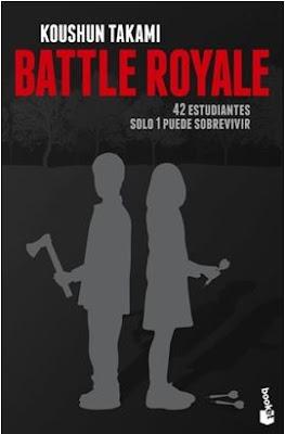 Reseña: Battle Royale- Koushun Takami