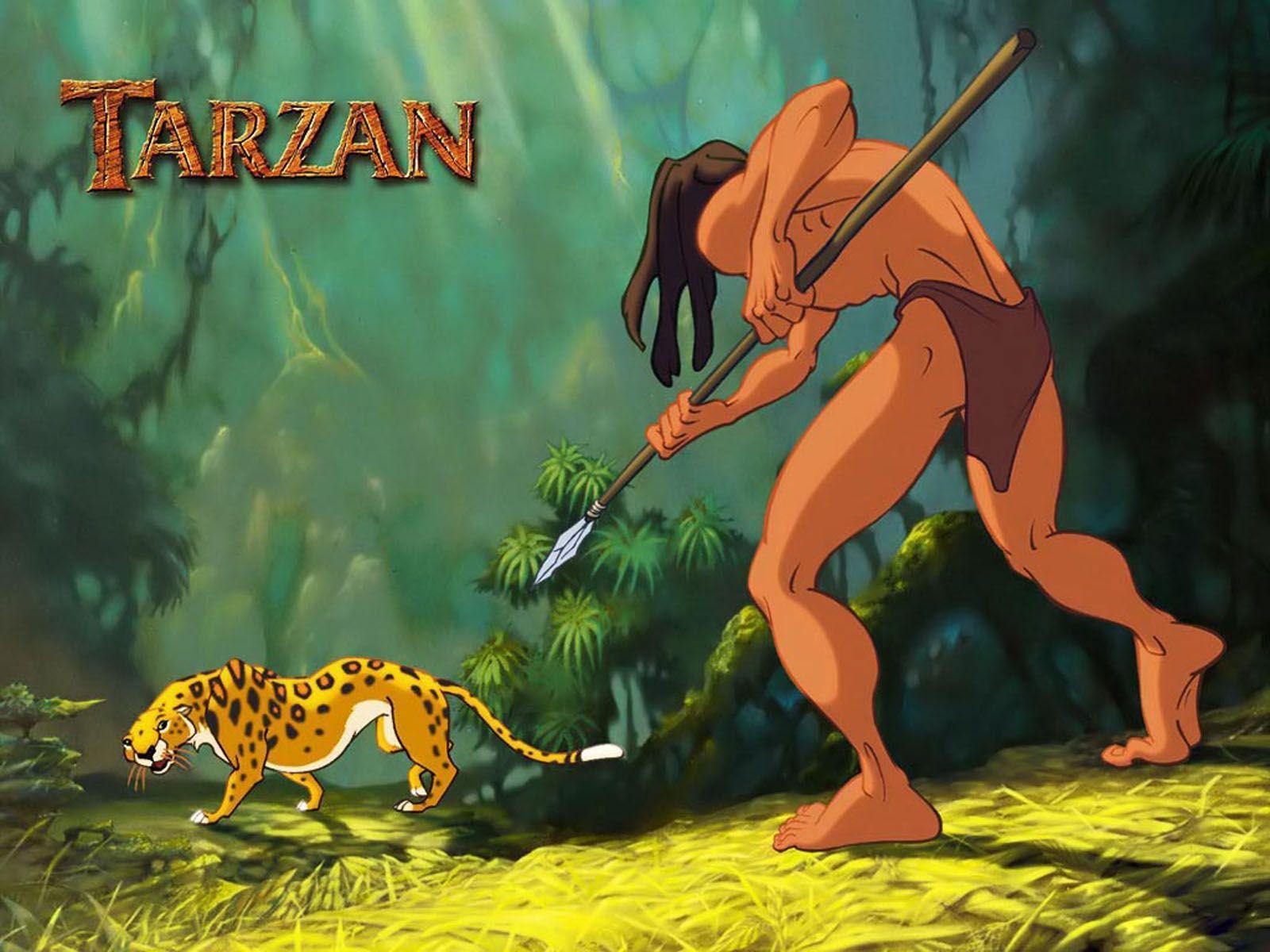تحميل لعبة الأكشن والمغامرة طرزان - Tarzan