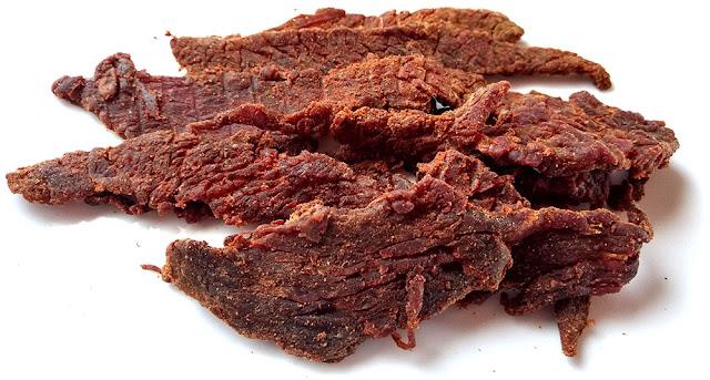 smoked paprika beef jerky
