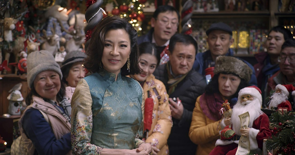 Movie Review by Rawlins, Last Christmas, Henry Golding, Emilia Clarke, Romantic Comedy, Christmas Comedy, Emma Thompson, Michelle Yeoh, Romantic, Comedy