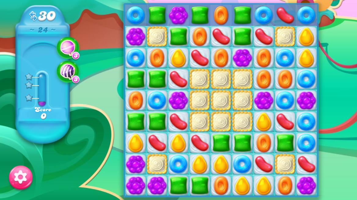 Candy Crush Jelly Saga 24