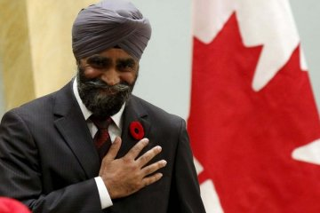 Canada getting ready to sign defense agreement with Ukraine – Harjit Sajjan