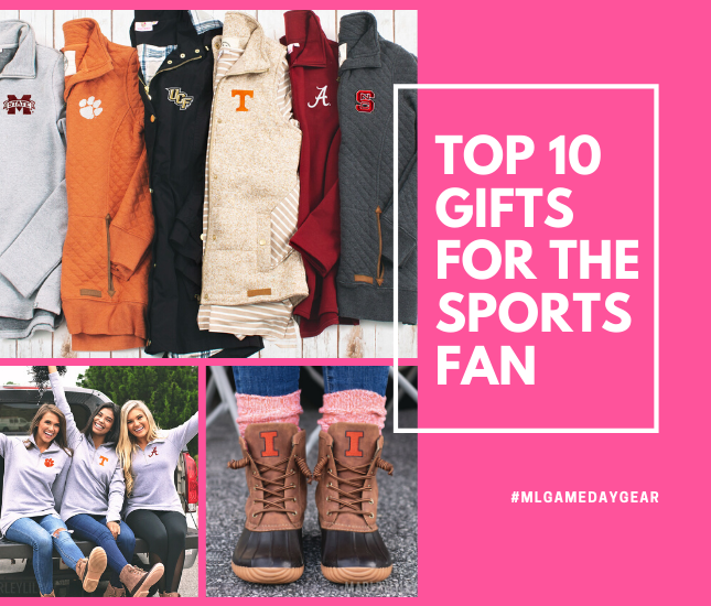 collegiate apparel for the sports fans from marleylilly