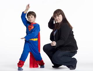 I'm Super Mom