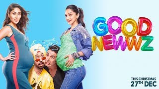 Good Newwz Full Movie Download Leaked Online by Tamilrockers
