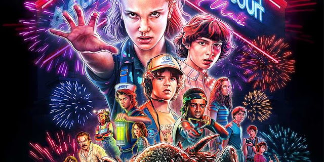 Stranger Things, tercera temporada, tráiler final, Netflix
