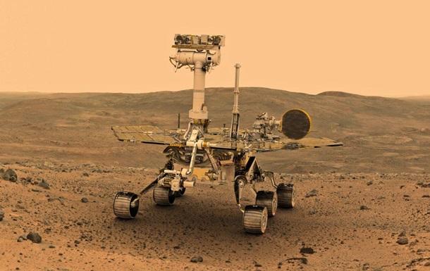 Марсохід-рекордсмен. Opportunity гине в бурі